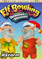 Elf Bowling: Hawaiian Vacation Windows Front Cover