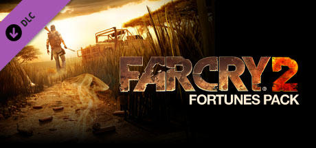Far Cry 2: Fortunes Pack Windows Front Cover