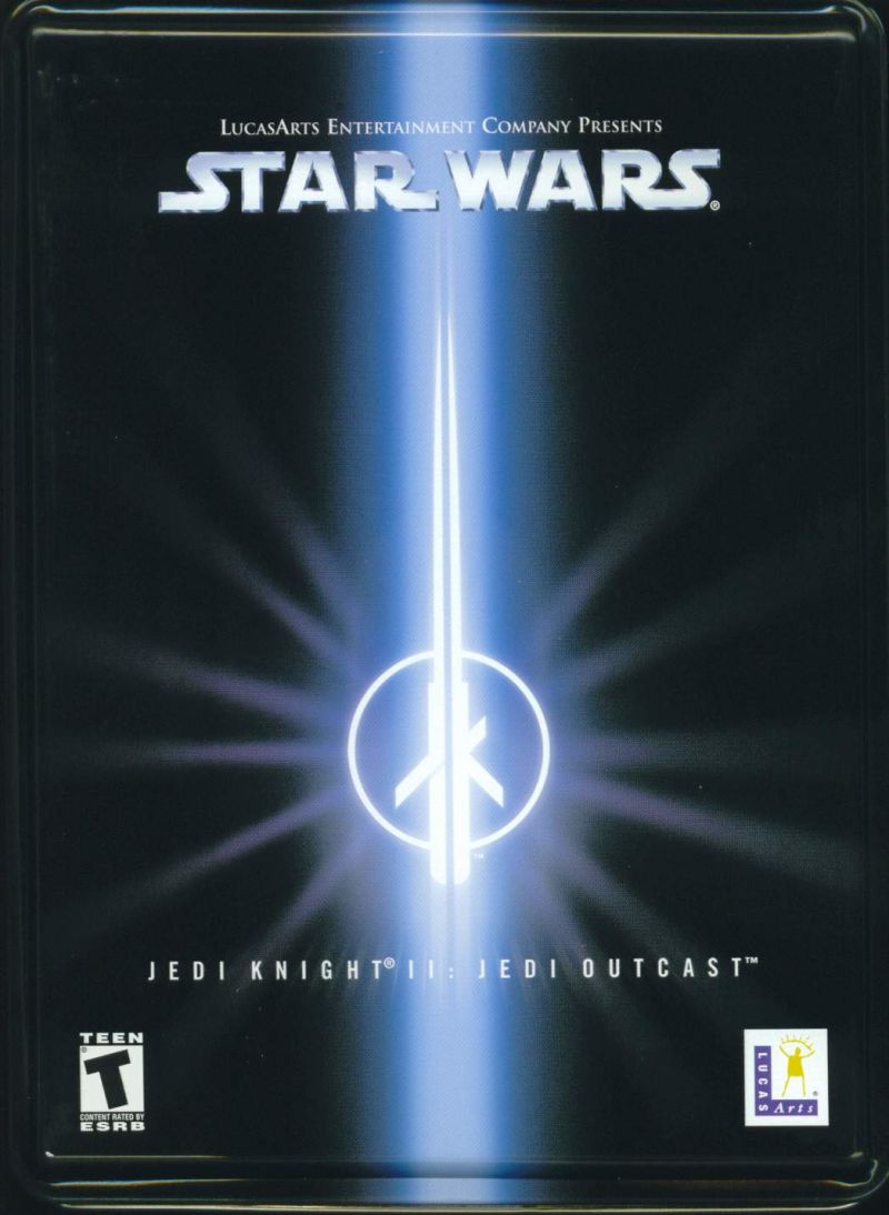 Star Wars: Jedi Knight II - Jedi Outcast (Collector's Edition)