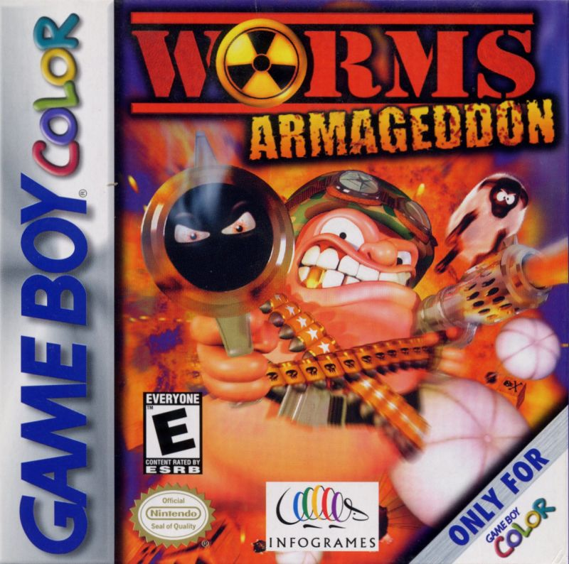 Games For Worms