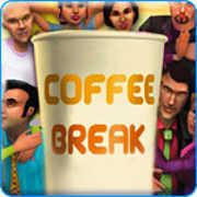 Coffee Break Windows Front Cover