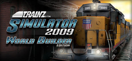 Trainz Simulator 2009: World Builder Edition Windows Front Cover