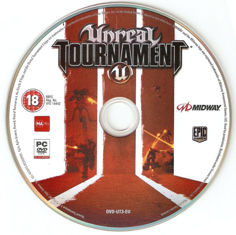 Unreal Tournament III Windows Media