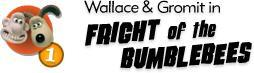 Wallace & Gromit in Fright of the Bumblebees Windows Front Cover