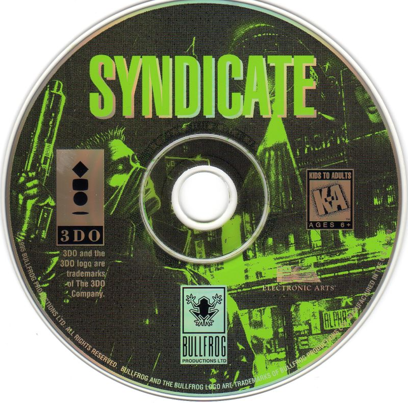 Syndicate 3DO Media