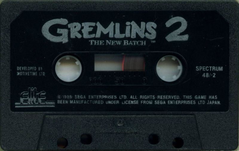 Gremlins 2: The New Batch ZX Spectrum Media