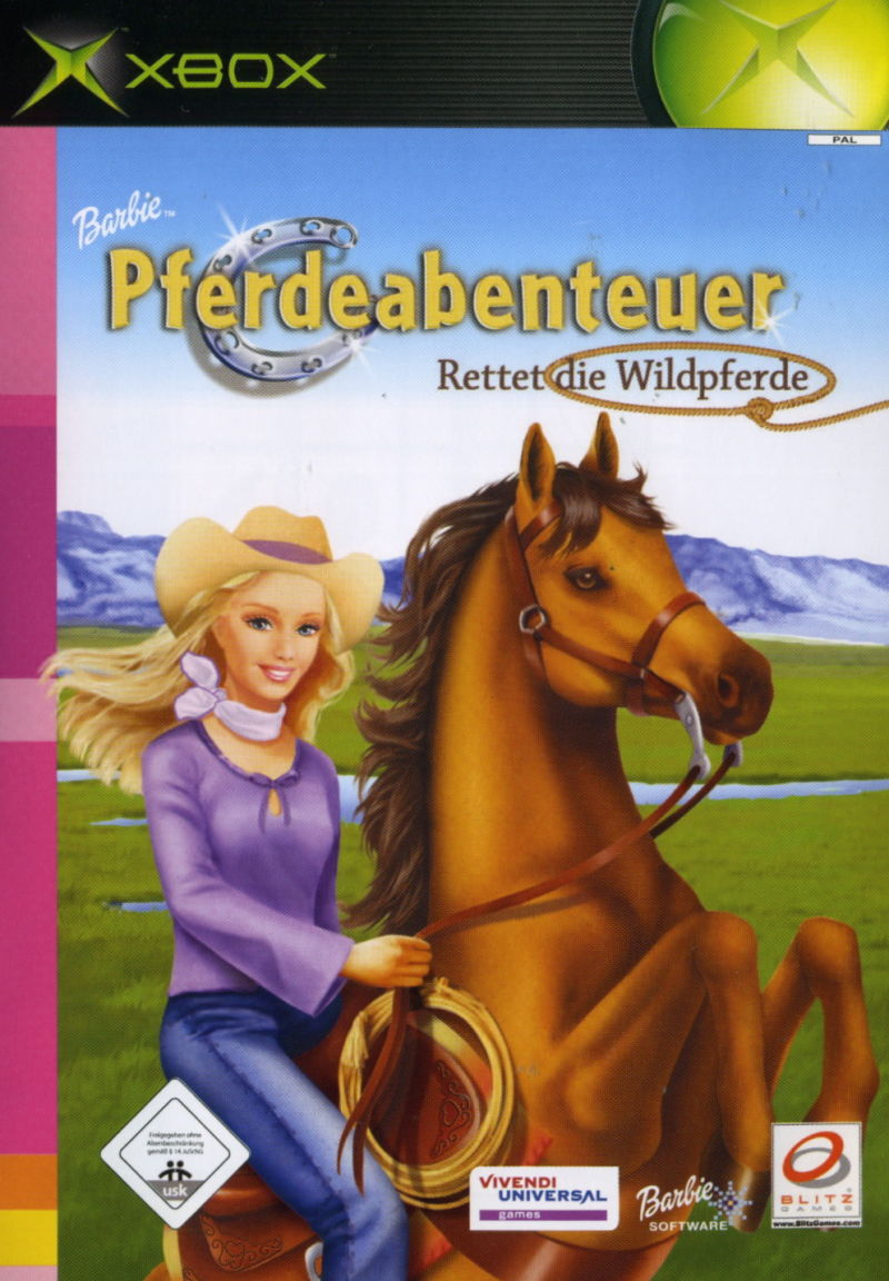barbie horse adventures