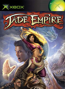 Jade Empire Xbox 360 Front Cover