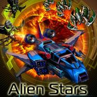 Alien Stars Windows Front Cover