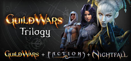 Guild Wars Trilogy Windows Front Cover