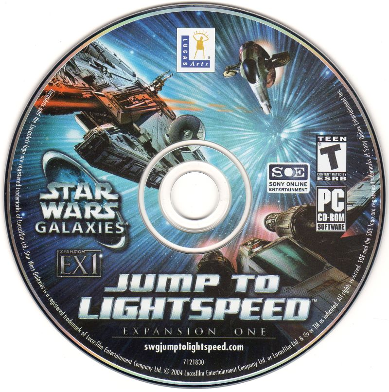 Star Wars: Galaxies - Jump to Lightspeed Windows Media