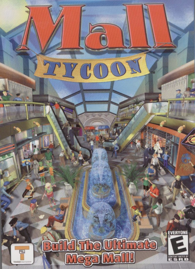 Mall Tycoon Windows Front Cover