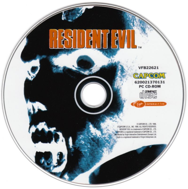 Resident Evil Windows Media