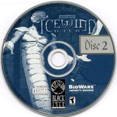 Icewind Dale Windows Media Disc 2