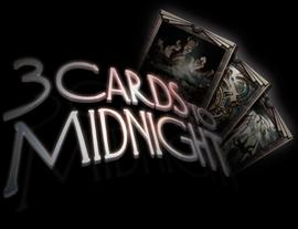 3 Cards to Midnight Windows Front Cover