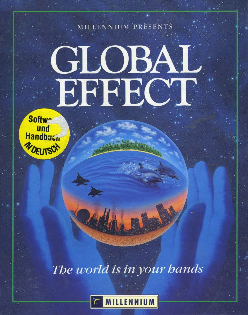 Global Effect Amiga Front Cover