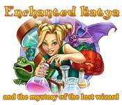 Enchanted Katya and the Mystery of the Lost Wizard Windows Front Cover