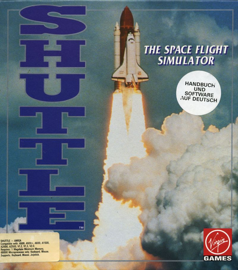 c64 space shuttle simulator - photo #6