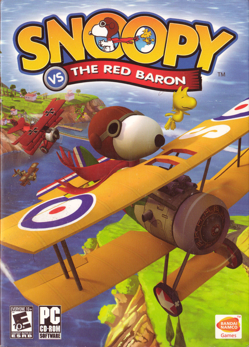 Snoopy Vs The Red Baron For Windows 2006 Mobygames