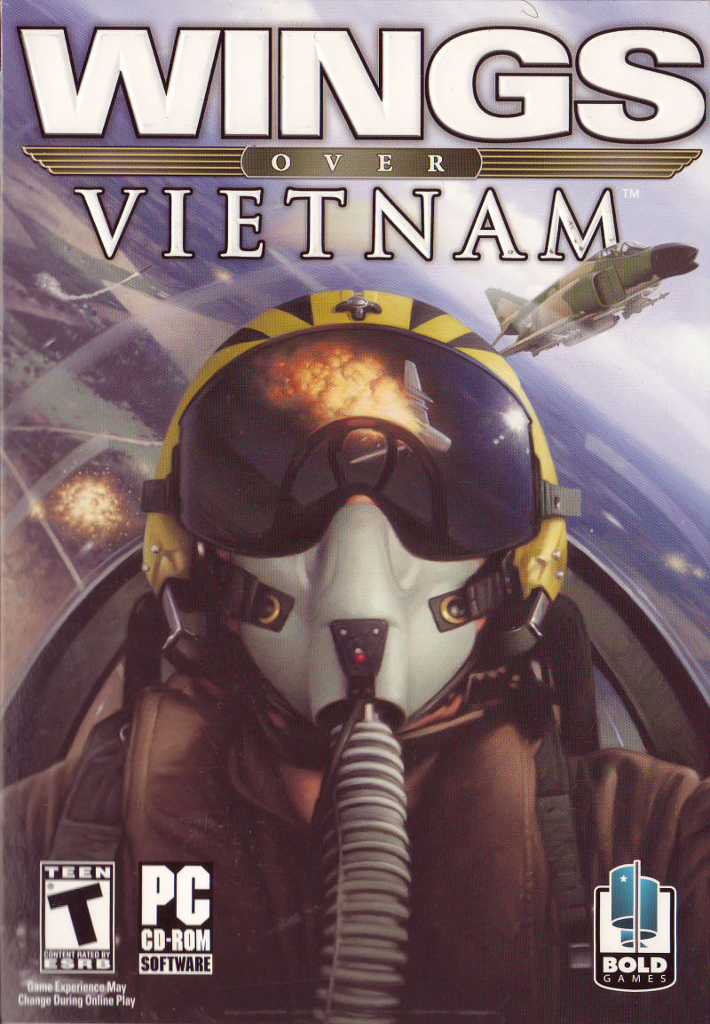 Wings over Vietnam Windows Front Cover