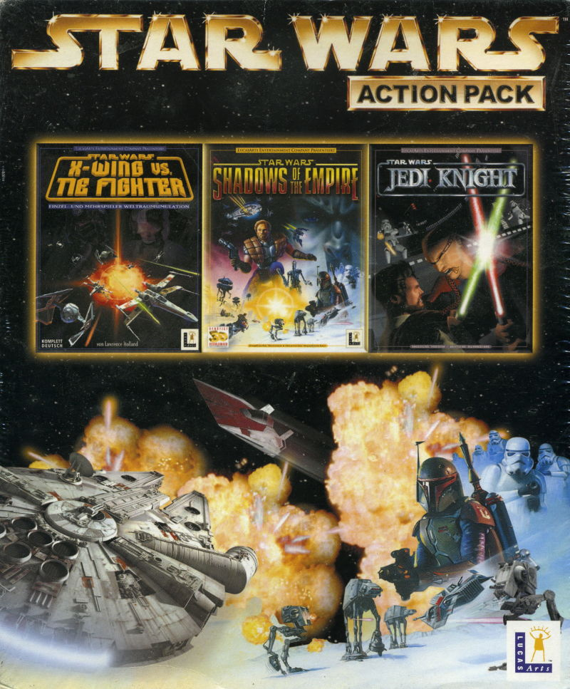 Star Wars Action Pack