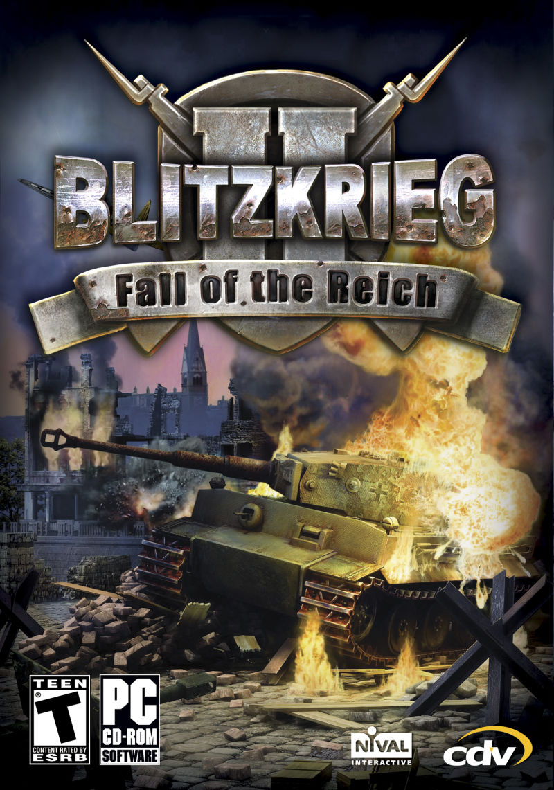 Blitzkrieg II: Fall of the Reich