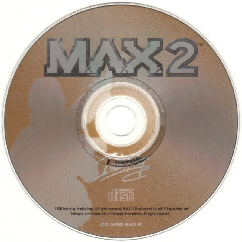 M.A.X. 2: Mechanized Assault & Exploration Windows Media