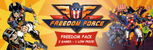 Freedom Force: Freedom Pack