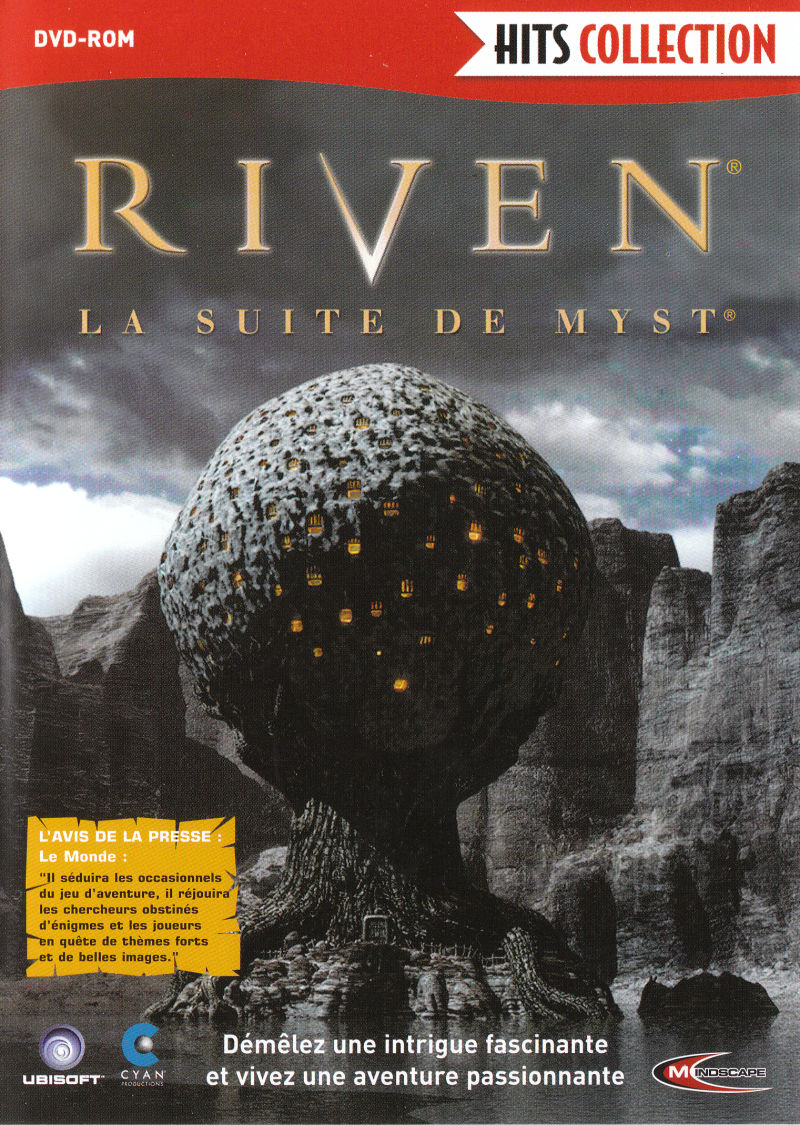 Riven: The Sequel to Myst Windows Other Keep Case - Front