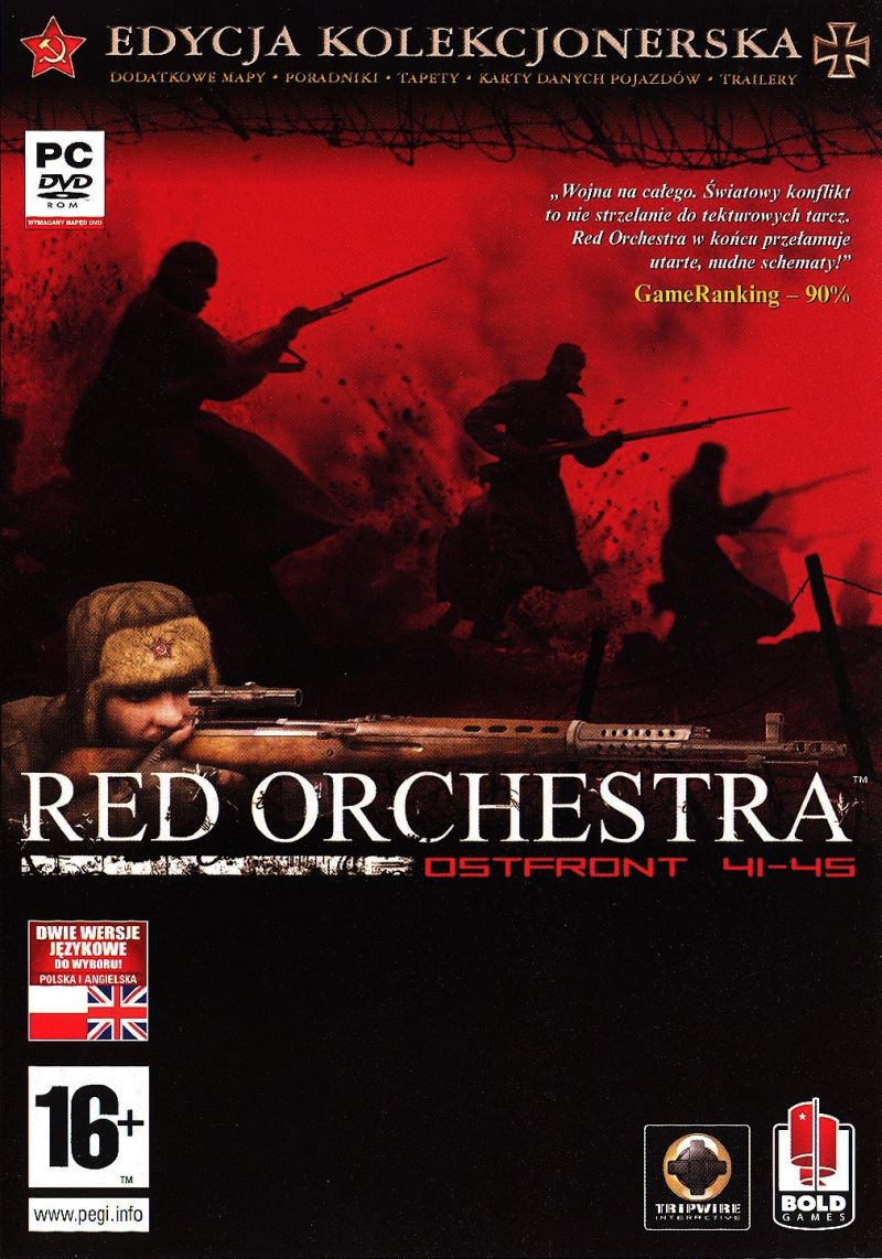 Red Orchestra Ostfront 41-45, Windows - Reviews - Tweakers