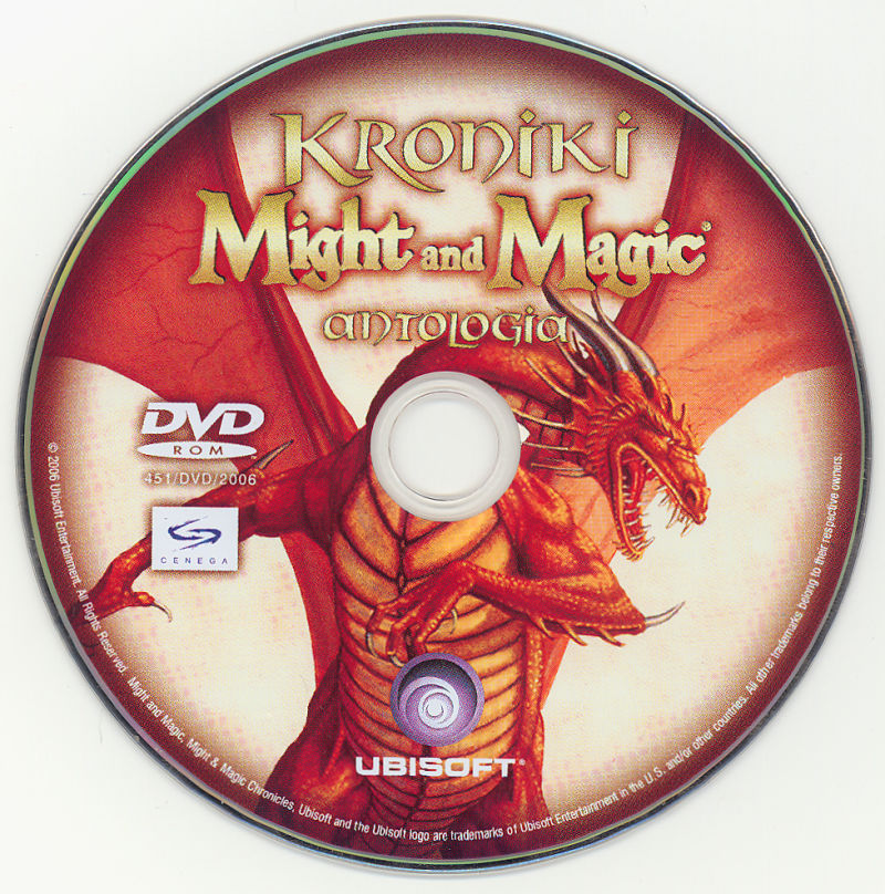 Kroniki Might and Magic: Antologia Windows Media