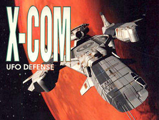 X-COM: UFO Defense Windows Front Cover