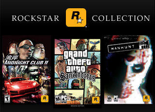 Rockstar Collection Windows Front Cover