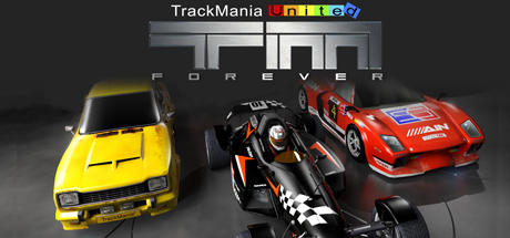 TrackMania United Forever Windows Front Cover