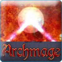 ArchMage Windows Front Cover