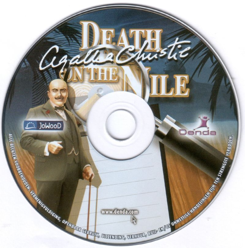 Agatha Christie: Death on the Nile Windows Media