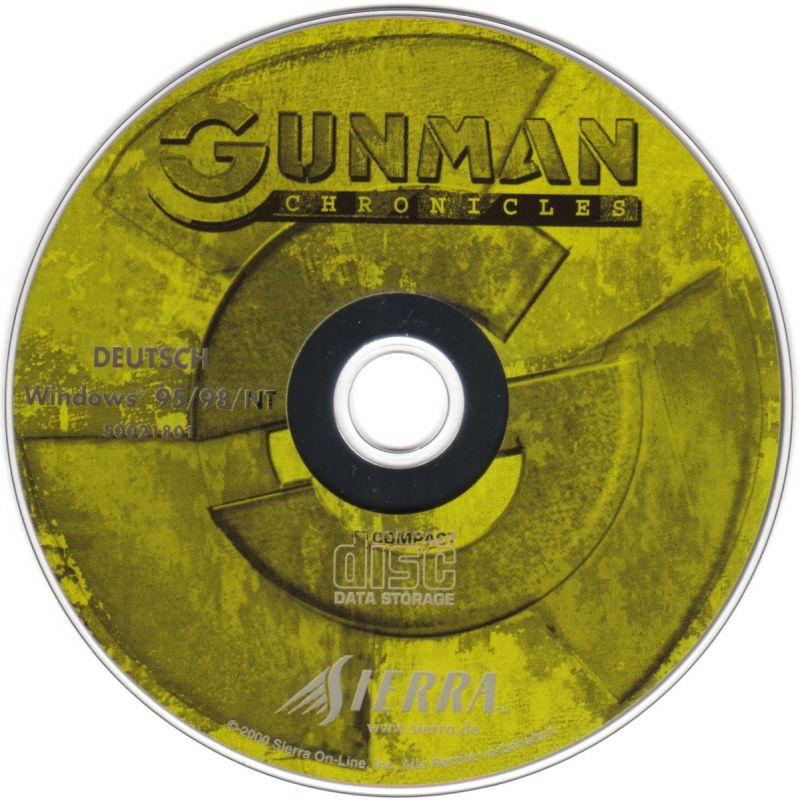 Gunman Chronicles Windows Media