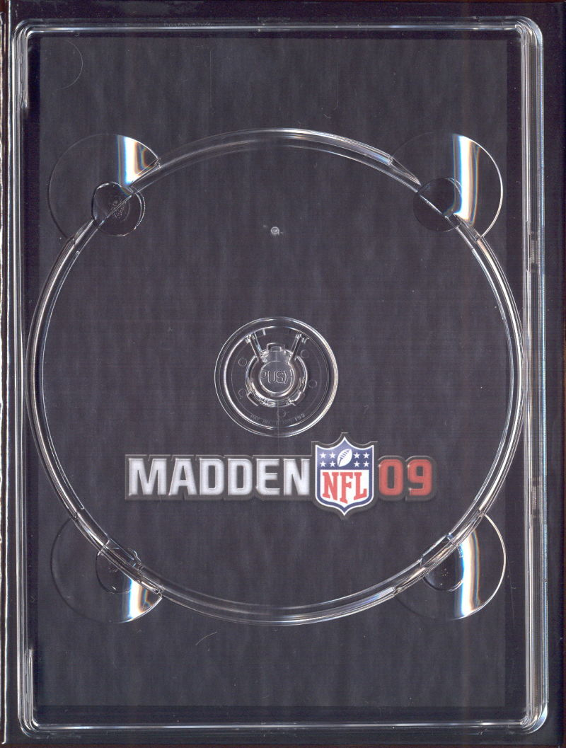 Madden NFL: XX Years (Collector's Edition) PlayStation 3 Other Keep Case - Back Right