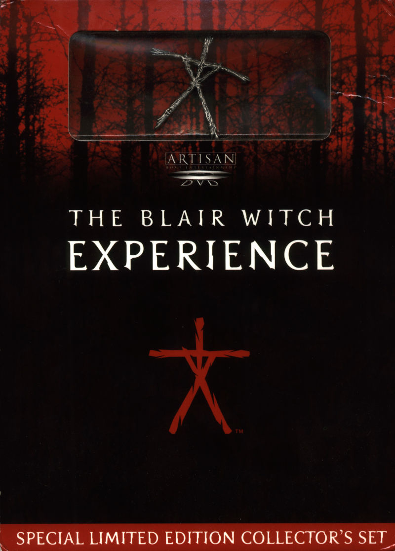 The Blair Witch Experience: Special Limited Edition Collector's Set Windows Front Cover