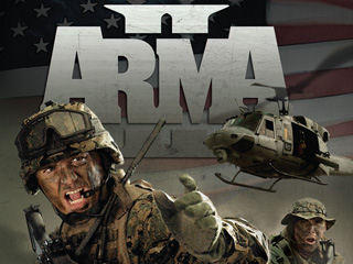 ArmA II Windows Front Cover