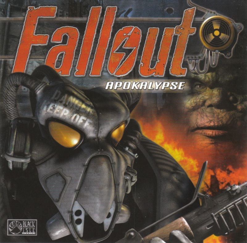 Fallout Apokalypse Windows Other Jewel Case - Front