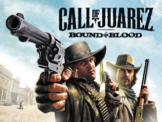 Call of Juarez: Bound in Blood Windows Front Cover