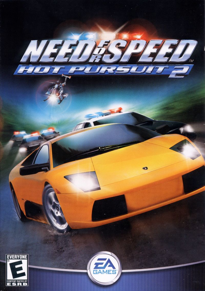Need for Speed: Hot Pursuit 2 Windows Front Cover