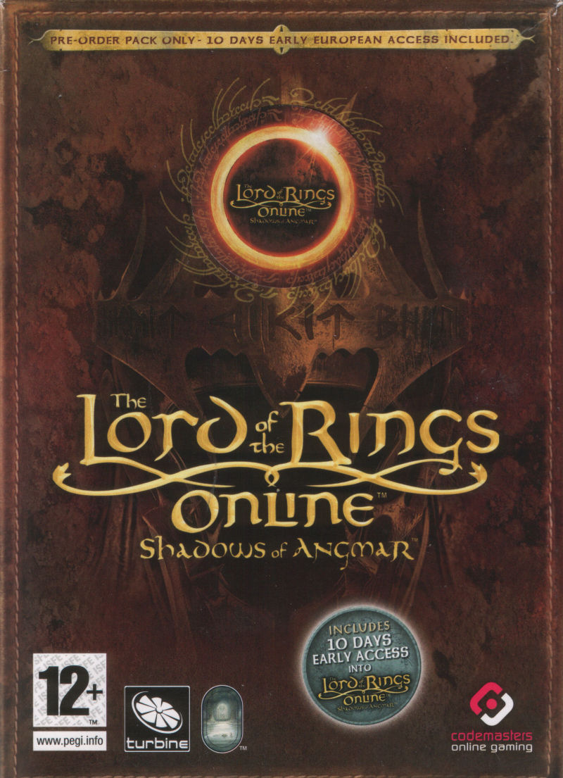 The Lord of the Rings Online: Shadows of Angmar (Pre-Order Version)