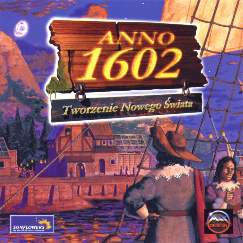Anno 1602: Creation of a New World Windows Other Jewel Case - Front