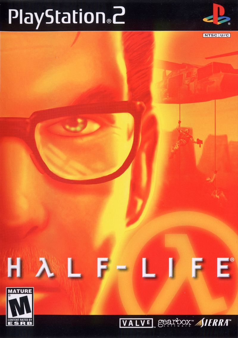 Half-Life PS2-ISO Game