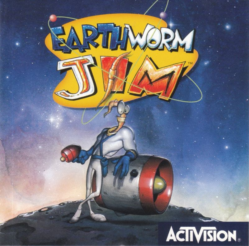 Earthworm Jim: Special Edition Windows Other Jewel Case - Front