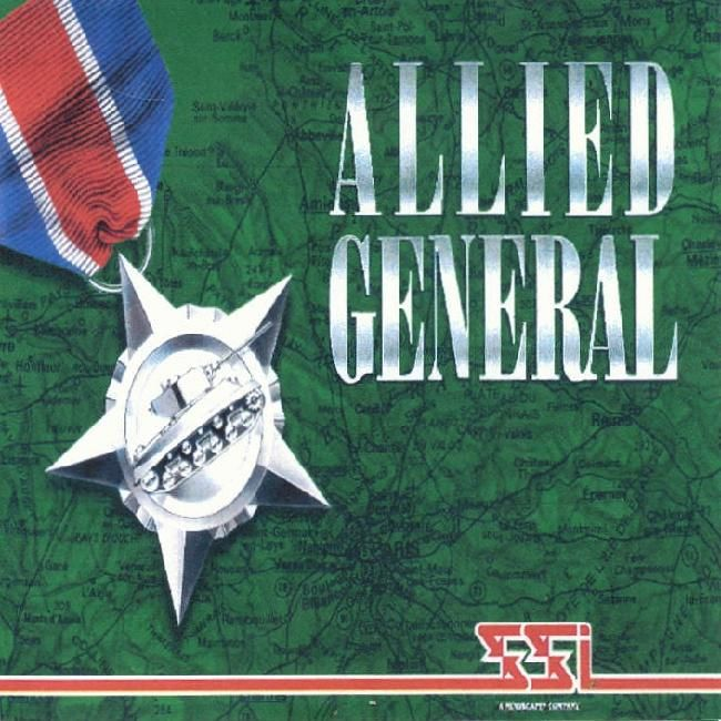Allied General Windows Other Jewel Case Front Cover