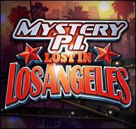 Mystery P.I.: Lost in Los Angeles Windows Front Cover