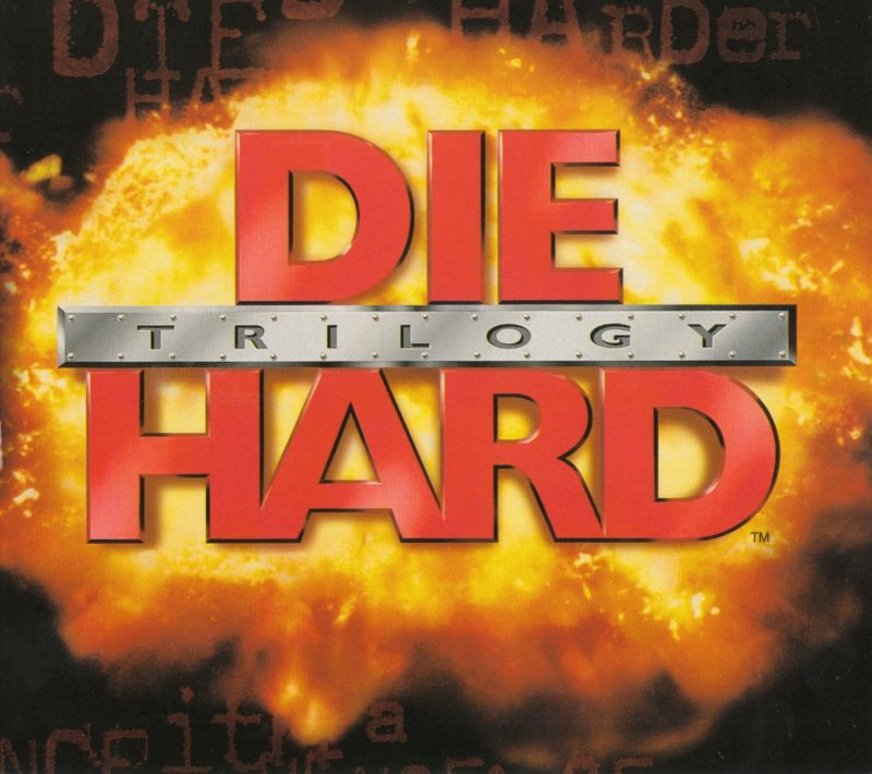 Die Hard Trilogy Windows Other DigiPak - Front